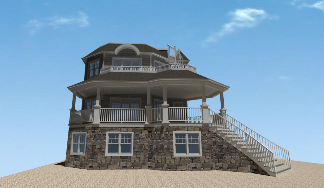 Take A Look The Renderings We Created For A Recent Project: